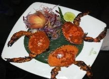 Fried Crab